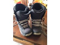 Nitro snowboard boots size 8.5