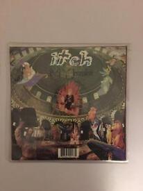 """7"""" Vinyl - Itch-My Jerusalem"""