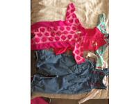 Baby girl clothes bundle 6-12months