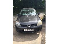 1.1 Renault Clio for sale!