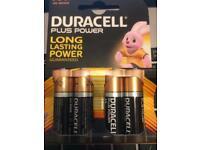 AA Duracell Batteries