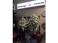 Flowers in Herts for weddings, funerals, valentines and all occasions