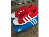 Adidas Superstar trainers size 10 £25