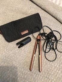 GHD copper straighteners