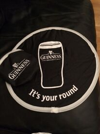 Job lot large collection of brand new Guinness memorabilia