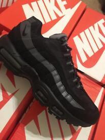 Nike air max 95 blk/gry uk 7,8