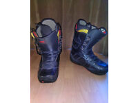 Burton Hail mens Snowboard BOOTS size 9