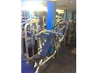 LIFE FITNESS Pro Series Full Gym Kit Out