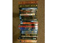 Blu-rays & DVDs Bundle