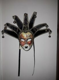 wall mask from venice