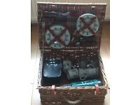 English Picnic Basket