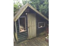 Children's play shed FREE