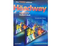 New Headway-Intermediate Student book