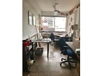 Great studio space to share