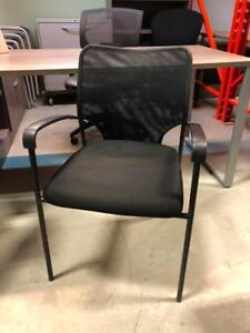 Brand New Mesh Back Guest Chairs - $99