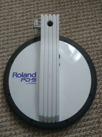 Roland PD-9 drum pad