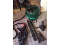 Steam cleaner (carpets, ovens, fridges, windows, bathrooms etc)