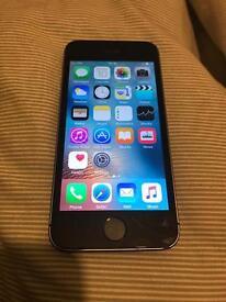 IPhone 5s 16gb Black & Slate Grey EE/Virgin