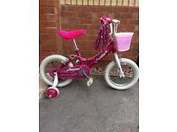 Dawes Lottie 14inch Bike