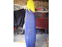 9'8'' Longboard surfboard