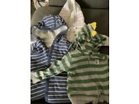 Bundle of Baby Boy Clothing 3-6 Months