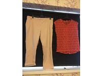 Plus size ladies clothing bundle summer holiday size 20/22