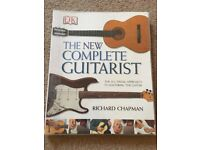 Brand new. The New Complete Guitarist guide/learning book by Richard Chapman