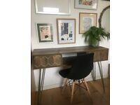 Vintage style / mid-century modern desk