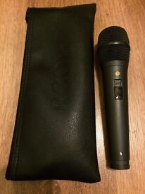 Rode M2 Microphone With Carry Case