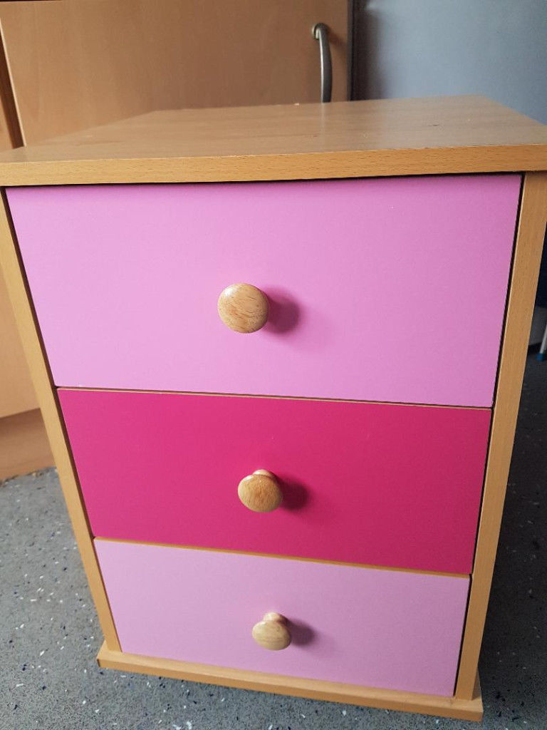 Childrens chests of drawers