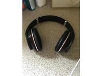 Beats studio noise cancellation headphones