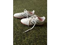 Barely Used Women's/Girl's Football Boots