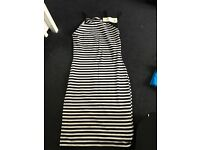 Black and white dress size 6 miss selfridges