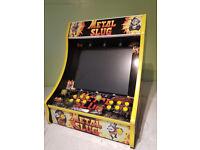 New Build Bartop Arcade retro Gaming Machine, Man Cave ,Kids