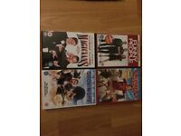 Assorted comedy DVDs