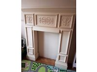 Fire surround. Great condition.