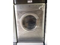 INDESIT free standing tumble dryer silver in good condition & fully working order