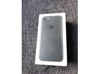 iPhone 7 Matt black