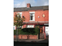 Lovely 2 bed, fully furnished, garden terrace available now..........