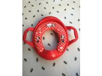 Toilet training seats for toddlers - £4 each seat