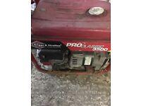 Briggs Stratton generator 350