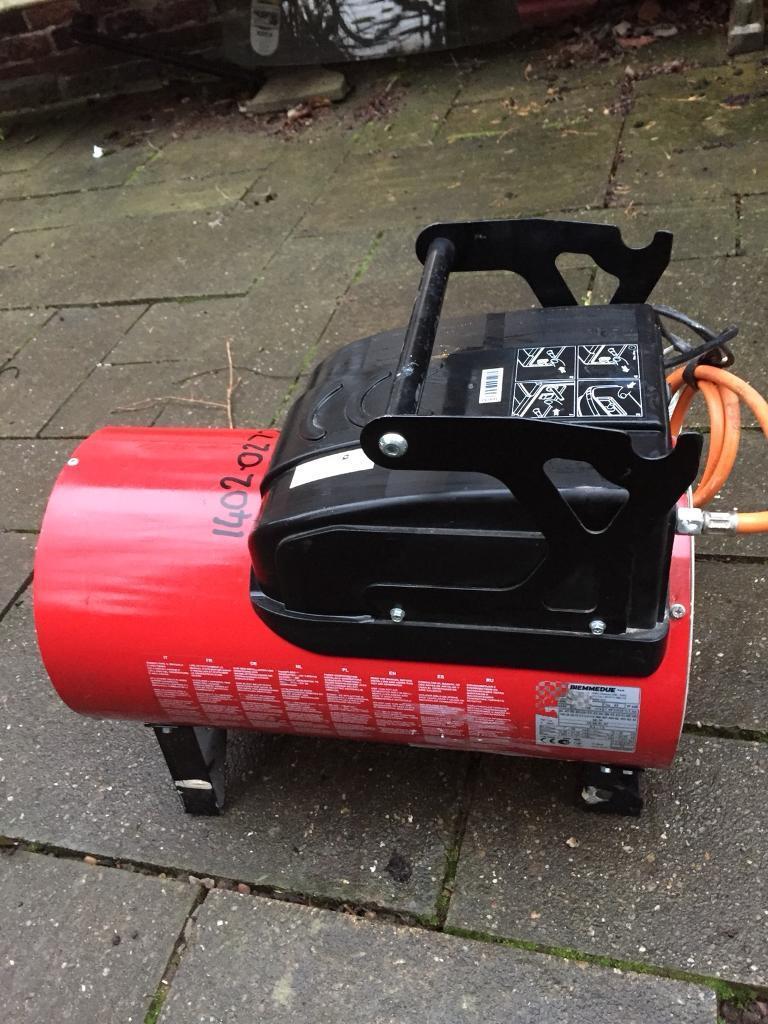 Acrotherm GP30 110/230V LPG space Heater