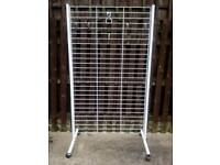 Display stand with 6 pegs for shops, stalls, car boots etc