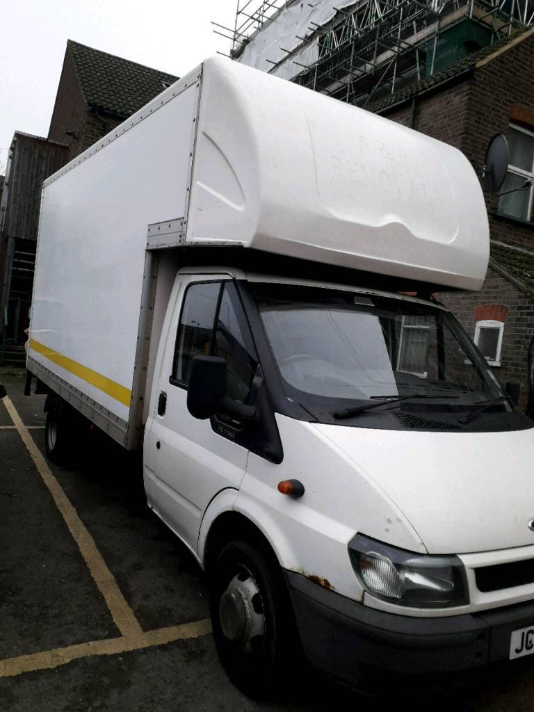8666b9e578 Beautiful Reliable Box Van For Sale