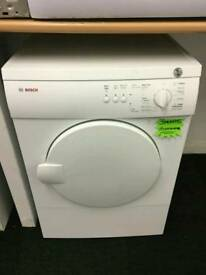 BOSCH 6 KG VENTED DRYER IN WHITE
