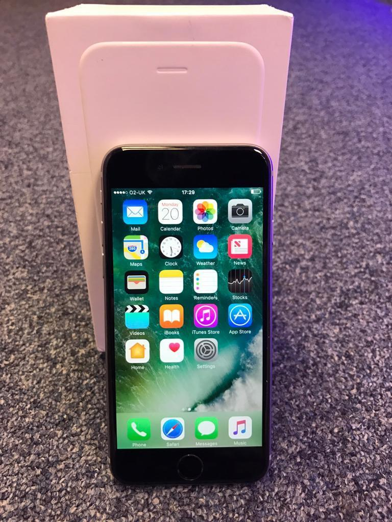 Iphone 6S 64gb Space Grey Unlockedin Walsall, West MidlandsGumtree - IPHONE 6S 64GB SPACE GREY UNLOCKED TO ALL NETWORKS BOXED WITH ALL ITS ACCESSORIES INCLUDING A GLASS PROTECTOR FIXED PRICE NO OFFERS AND NO SWAPS £360CAN BE COLLECTED FROM MY HOME ADDRESS OR DELIVERED LOCALLY