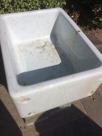 Butler sink x 2 very good condition