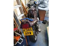 1992 Triumph Trophy - spares or repairs