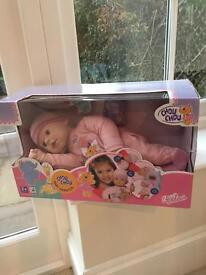Chou Chou Baby Doll New, Unused in Box