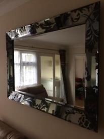 Lounge mirror